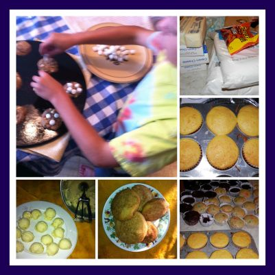 PicMonkey Collage bake