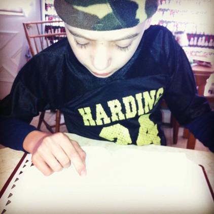 harding shirt b
